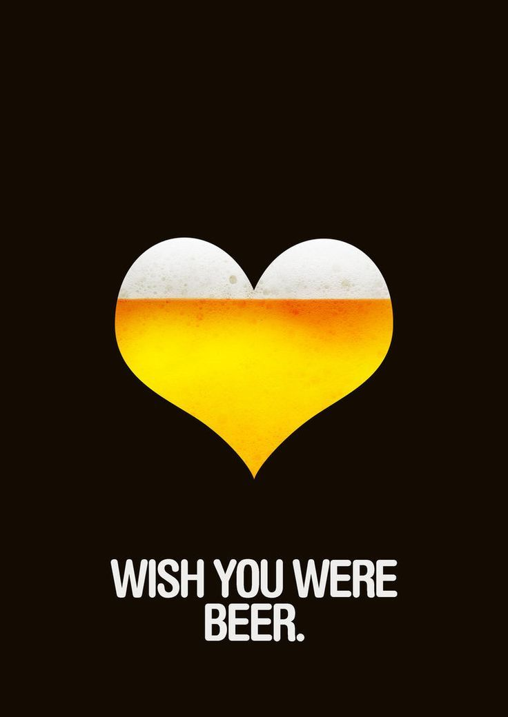 Wish You Were #Beer