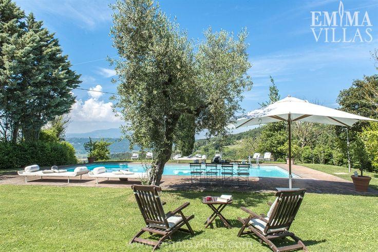 Rent Villa I Piantoni 6 at Penna in Teverina Terni in Umbria | Emmavillas.com