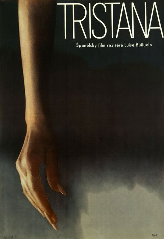 """Movie Poster of the Week: Luis Buñuel's """"Tristana"""" on Notebook 