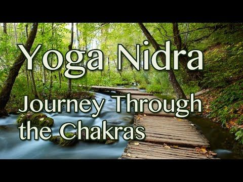 ▶ Yoga Nidra: Journey Through the Chakras led by Kamini Desai - YouTube