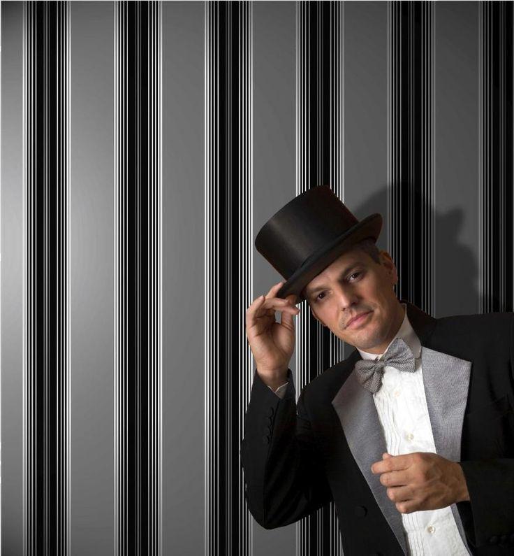 Tapeta Hohenberger - Gentleman's Relish - 80927