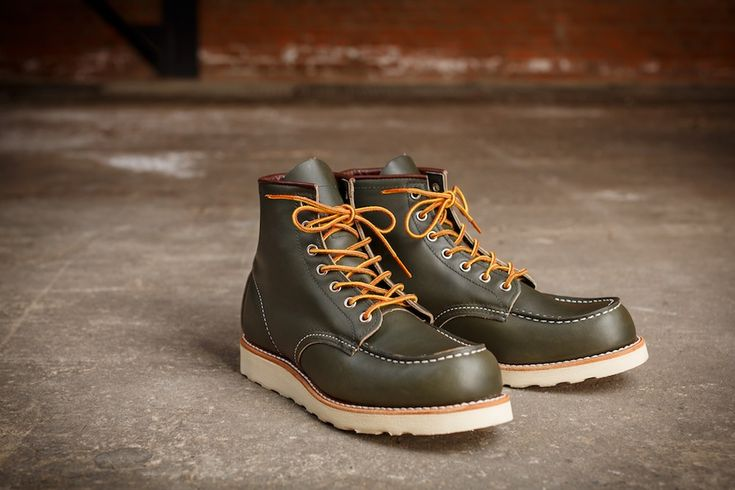 A boot with a fascinating history, Red Wing re-release the Kangatan originally designed in '63 for former Red Sox left fielder Ted Williams.