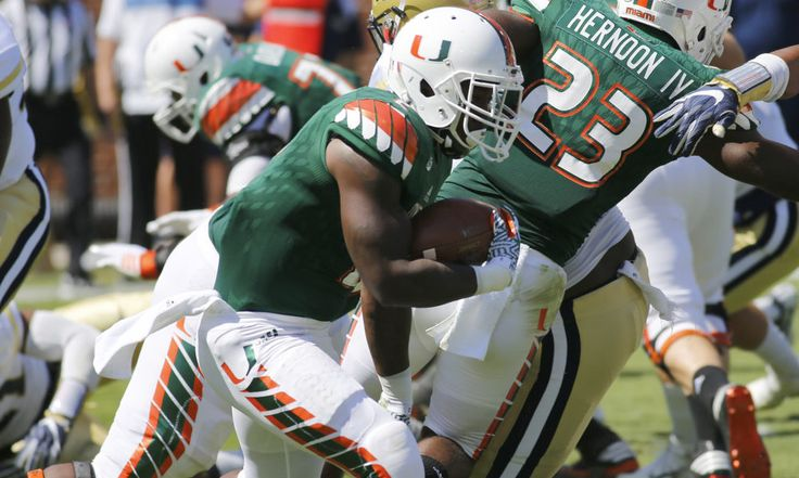 U turnaround: Big opportunity awaits Hurricanes = Young football fans must wonder why commentators often fuss over the University of Miami football program. From the outside, Miami's program looks like a classic underachiever, rather average.  The better part of a.....