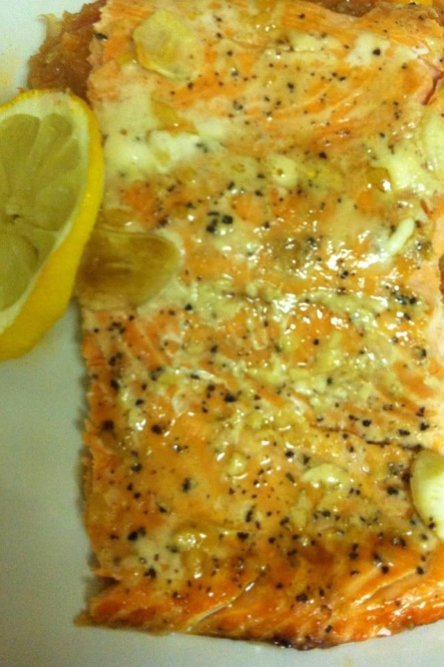 how to make kill salmon