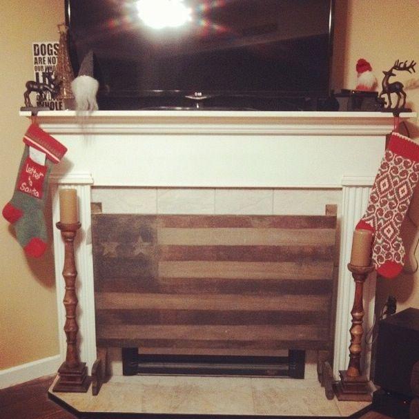 Best 10+ Primitive fireplace ideas on Pinterest | Fireplace cover ...