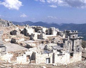 Roman Baths at Sagalassos