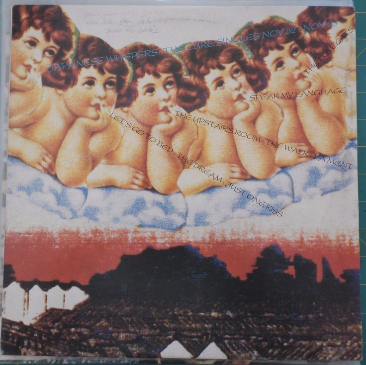 THE CURE Japanese Whispers 1983 Portugal Rare Vinyl 33 Lp Album Record 8174701 | Music, Records | eBay!