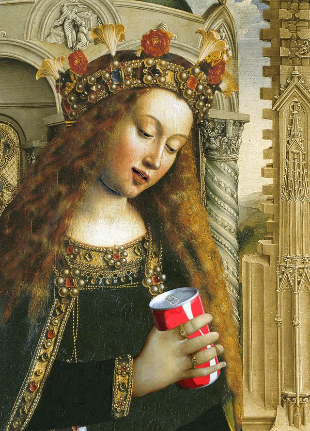 Renaissance Art Converted into .GIFs | S.O.M.F