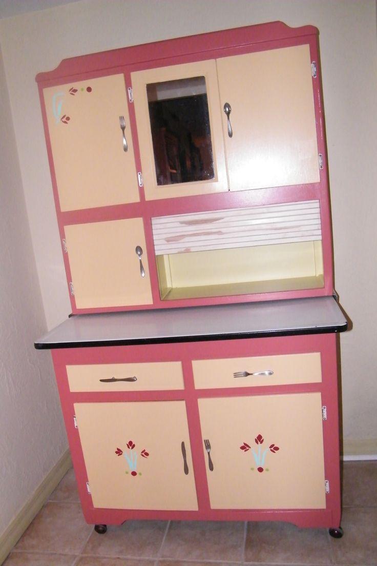 Kitchen Maid Hoosier Cabinet