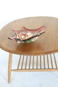 Ercol  http://www.deconet.com/product/263898/Ercol_coffee_table_by_Lucien_Ercolani