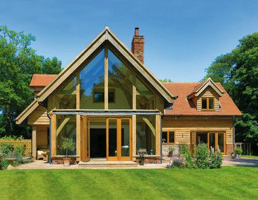 Image Result For Oak And Glass Gable End Essex · Barn Conversions