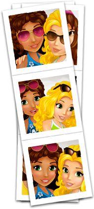 93 Best Images About Lego Friends On Pinterest Olivia D