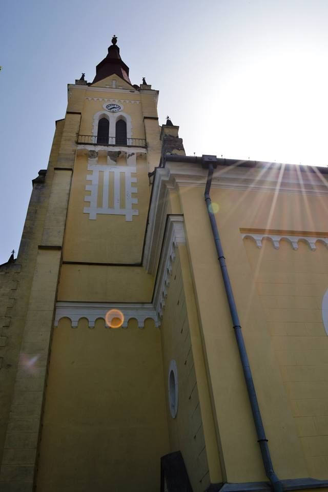 Cserépfalu Református Templom