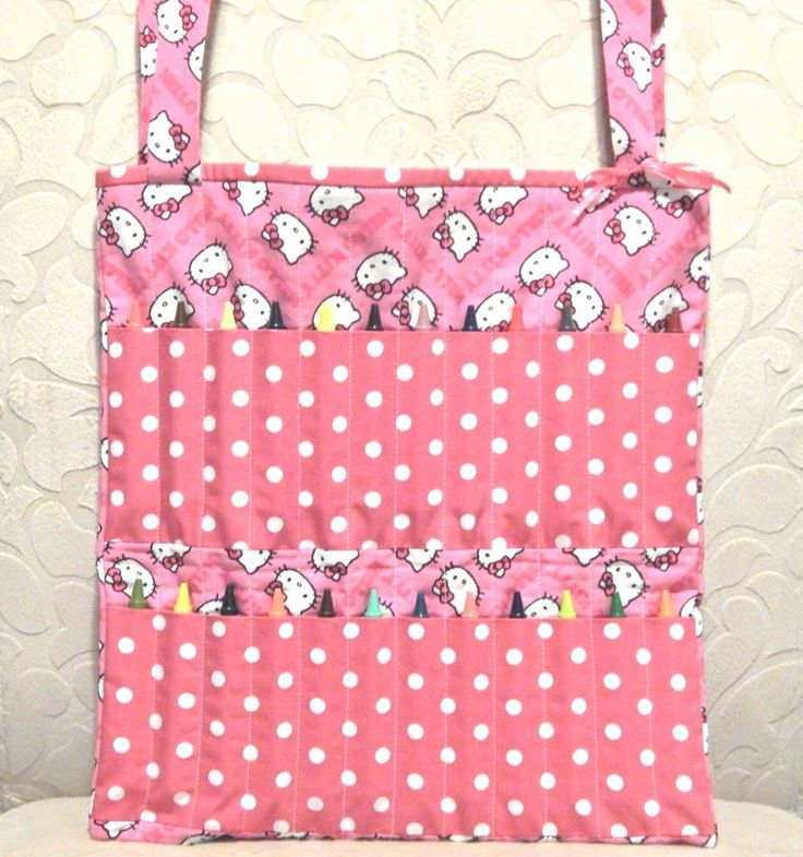 Hello kitty coloring book bag perfect gift for little