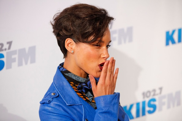Alicia Keys Photo - KIIS FM's 2012 Jingle Ball - Night 2 - Arrivals