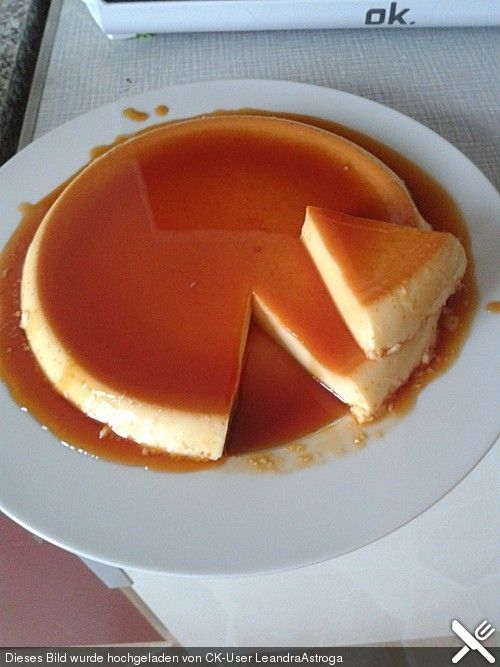 Brasilianischer Pudding