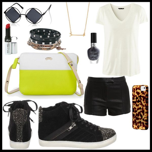 """Fergalicious by Fergie HUEY sneakers | FamousFootwear.com"" by fergaliciousbyfergie on Polyvore #rovimoss Girlfriend Shoulder"