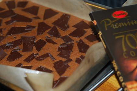 Hittade ett recept av Leila på kärleksmums med en hiiiimla massa choklad i, och det kan ju aldrig vara fel!? De blev väldigt goda med lite vuxen smak (jag använde enbart mörk choklad 70%). Mumma! 5…