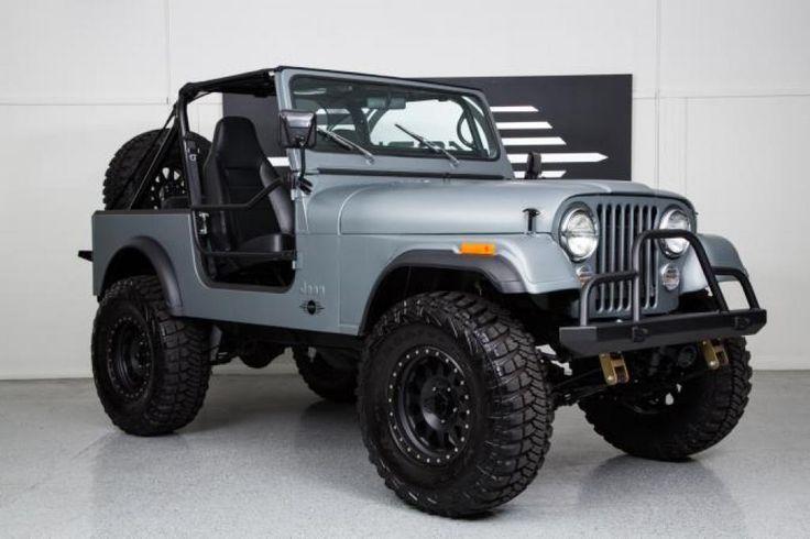 jeep cj custom - Google Search