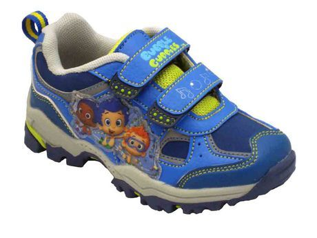 Bubble Guppies Toddler Boys 72 Bubble A Athletic Shoes