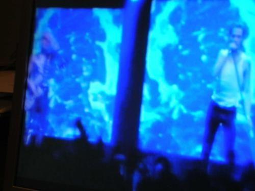 one night in paris DM en tele azulada