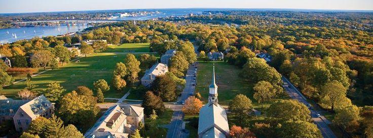 Connecticut, College, New London, Conneticut
