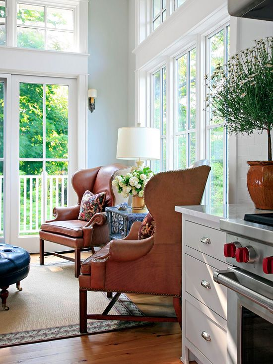 Aging Gracefully: Sitting Area