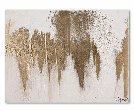 """Obraz na płótnie """"Sahara Gold"""""""
