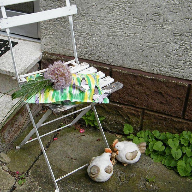 ©efco-freizeit-engel.de Blumenkissen aus Tyvek