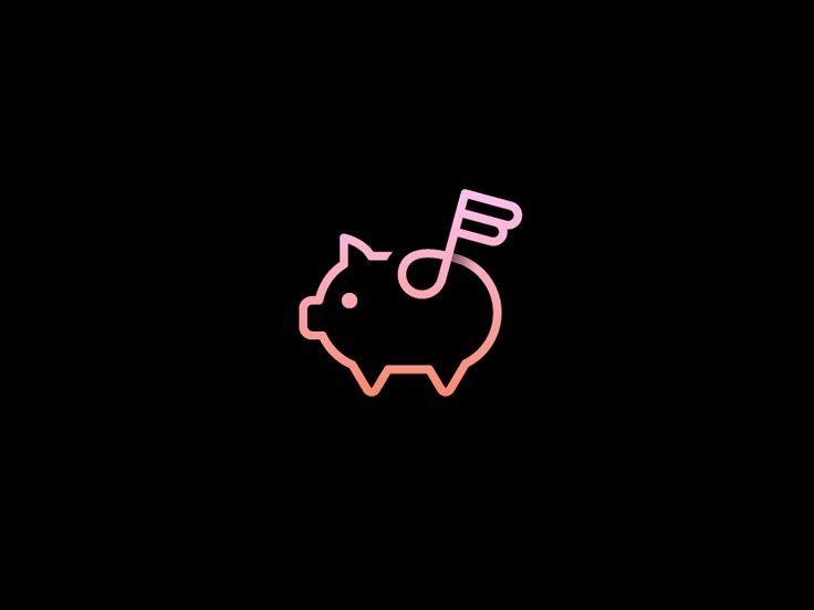 Flying Music Piggy