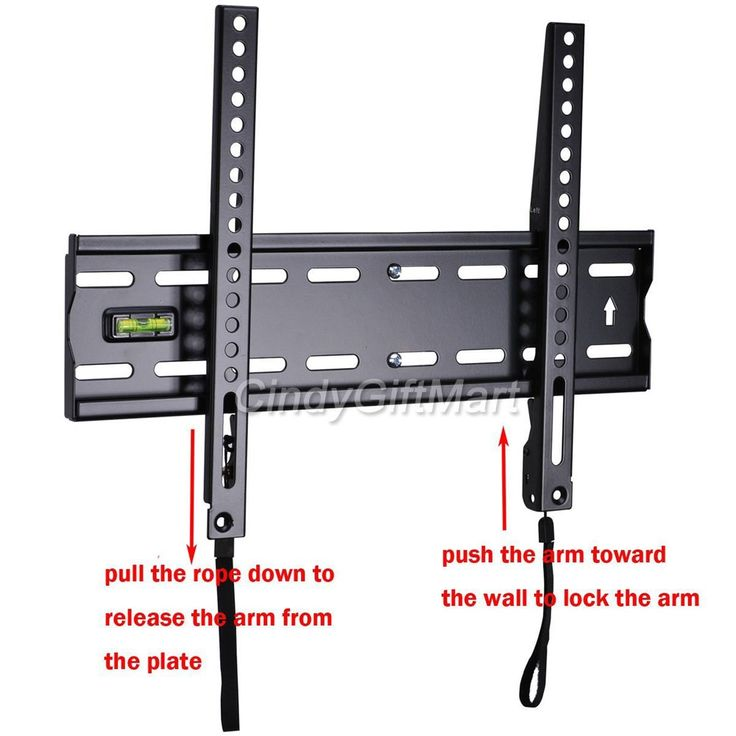 Wall Mount Brackets For Sony Tv