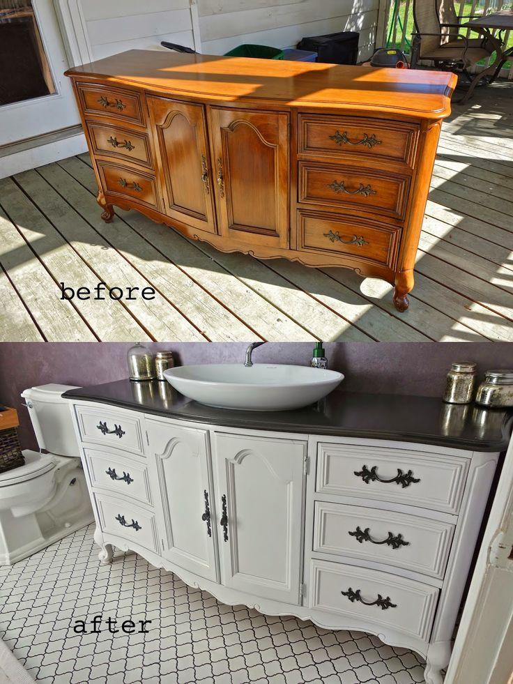 Best 20 vessel sink bathroom ideas on pinterest vessel for Vessel sink vanity ideas