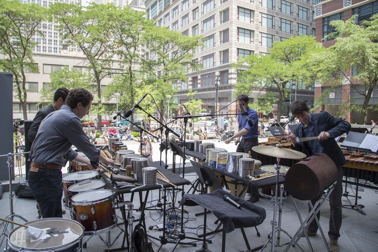 Make Music Chicago celebrates the Summer Solstice with 170 free events http://www.chicagonow.com/show-me-chicago/2017/06/make-music-chicago-celebrates-the-summer-solstice-with-170-free-events/