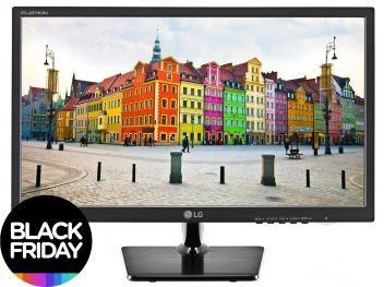 "Monitor LG LED 19,5"" Widescreen - 20M37AA"