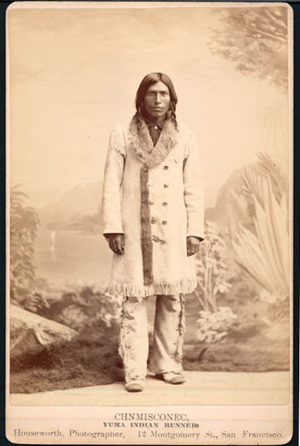 California's Native American Yuma Indians