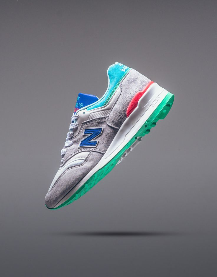 New Balance 997CDG 'Coumarin' Pack (Grey/Deep Ozone Blue) - EU Kicks: Sneaker Magazine