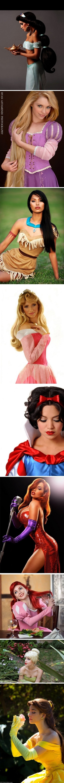 Real Disney Princess