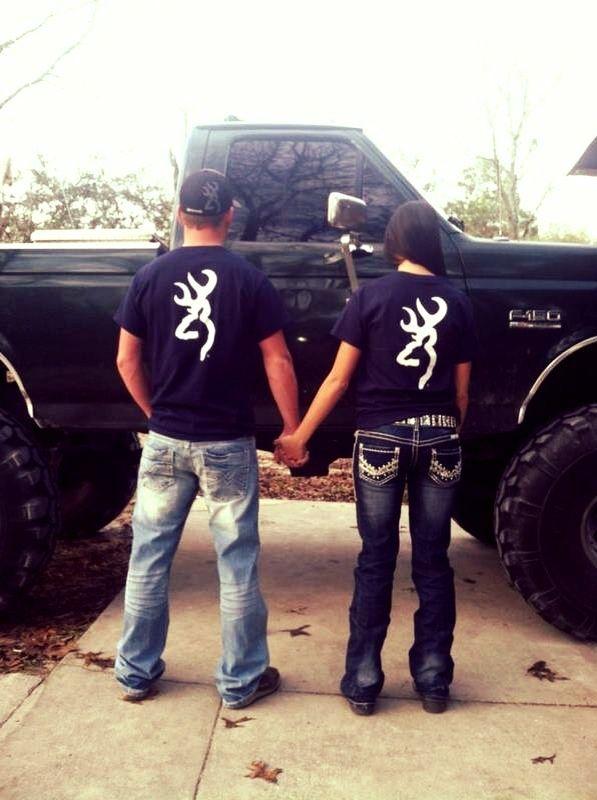 #matching shirts # browning # I love you <3