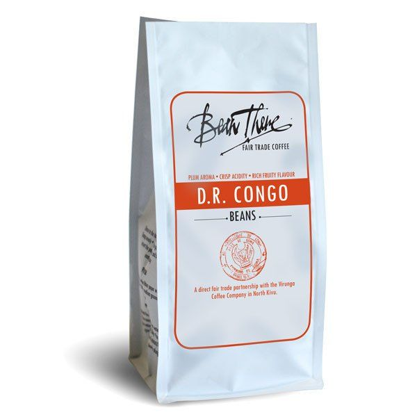This coffee is quite special, both in its flavours and its origins. Coming from the re-emerging coffee industry of the DRC, it has an incredibly zesty acidity.