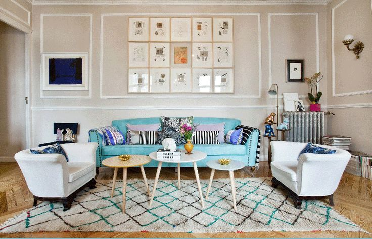 ELLE Decor editors on the top ten home trends from around the world–plus how to try them in your home.