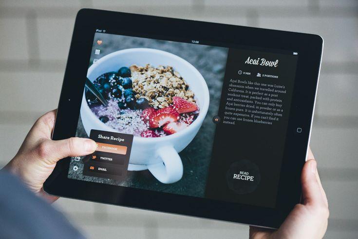Φτιάξε υγιεινά επιδόρπια με ένα App! - http://ipop.gr/themata/serfarw/ftiaxe-igiina-epidorpia-ena-app/