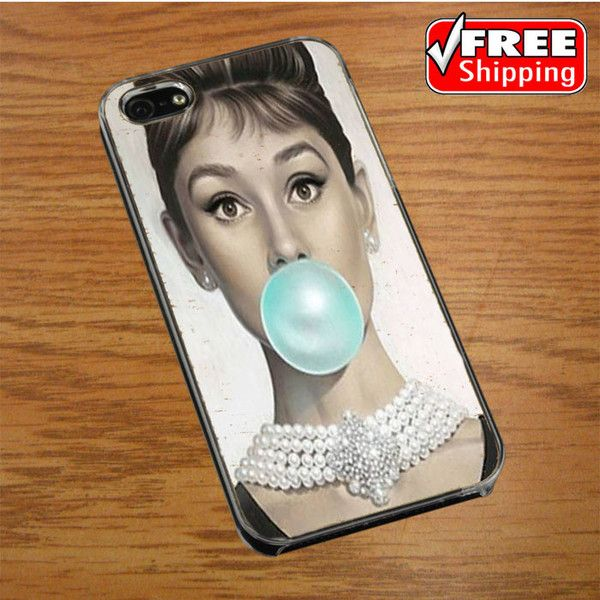 audrey hepburn breakfast at tiffany IPHONE 4 | 4S COVER CASE