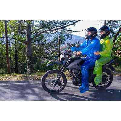 Impermeable Moto O Bicicleta Termosellado Portable Souvenir - $ 4.500