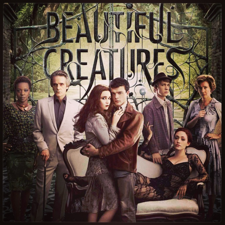 Movie 2013: Beautiful Creatures  this movie was awful, just awful. worse than awful. Why is Emmy Rossum wasting her time with this crap, when she is on Shameless?
