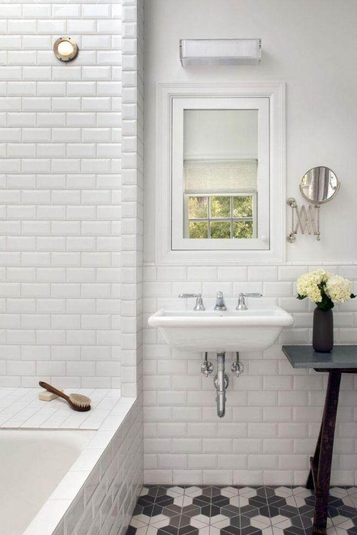 Best 25+ Subway tile bathrooms ideas only on Pinterest