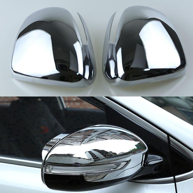 $23.65 (Buy here: https://alitems.com/g/1e8d114494ebda23ff8b16525dc3e8/?i=5&ulp=https%3A%2F%2Fwww.aliexpress.com%2Fitem%2F1-Pair-Car-Styling-Rearview-Mirror-Cover-Decorative-Frame-Auto-Accessories-ABS-Chrome-For-KIA-Sportage%2F32669585865.html ) 1 Pair Car Styling Rearview Mirror Cover Decorative Frame Auto Accessories ABS Chrome For KIA Sportage QL 2016 Car-styling for just $23.65