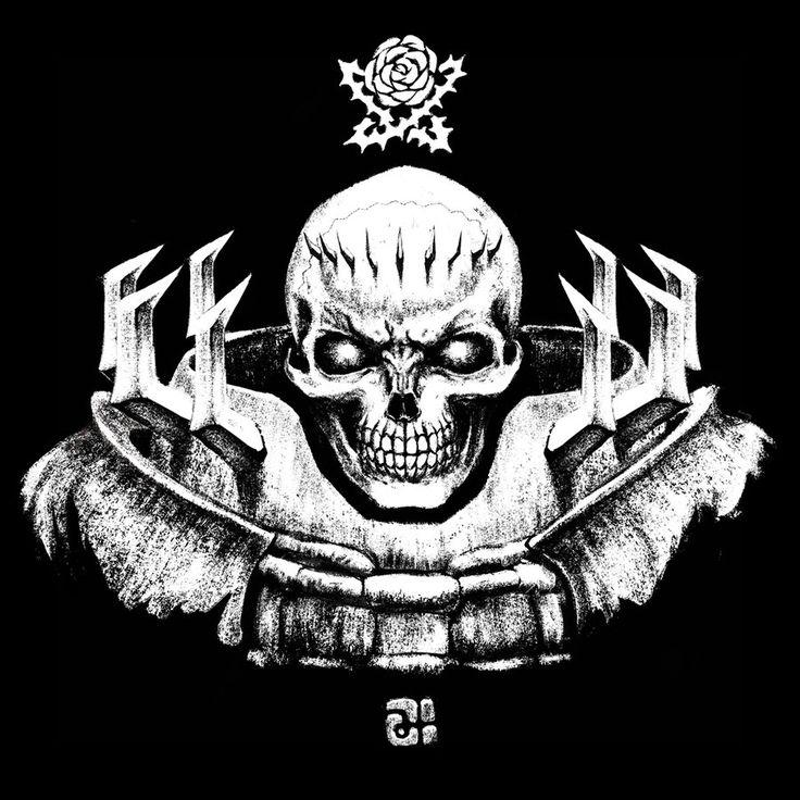 Berserk SKULL KNIGHT by daboomba.deviantart.com on @deviantART