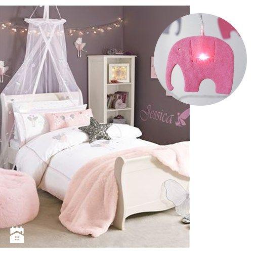 Zdjęcie: Światełka Z Filcu Słoniki · Fairy BedroomGirls ...