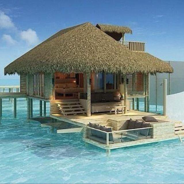 Dream honeymoon.