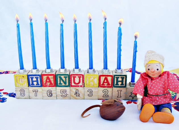 Pinterest Hanukkah Crafts